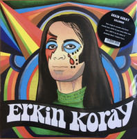 KORAY, ERKIN  -HALIMEM (1972 Anatolian psych/hard rock)  LP