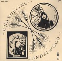 SANDALWOOD  -CHANGELING (1971 folk /rock holy grail)   LP