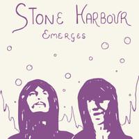 STONE HARBOUR  -EMERGES (1974 lo-fi basement psych)  LP