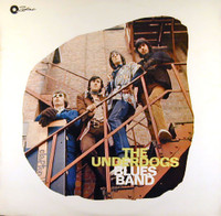 UNDERDOGS BLUES BAND  -ST (1968  legendary electric blues) LP