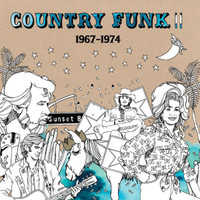 COUNTRY FUNK VOL 11  - 1967-1974 1970 psych/blues/country)  COMP CD