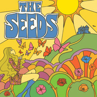 SEEDS--VAMPIRE/ BUTTERFLY CHILD  (60s garage psych)   45 RPM