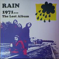 RAIN  - 1971 The Lost Album (blues rock) CD