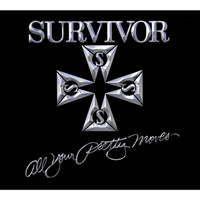 SURVIVOR   -ALL YOUR PRETTY MOVES (1979 Louisiana hard rock meets classic metal)   CD