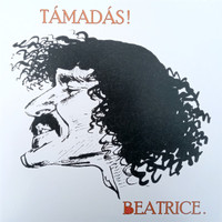 BEATRICE  -TAMADAS! (70s Hungarian power trio)   LP
