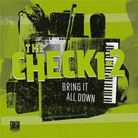 CHECK 1-2  -BRING IT ALL DOWN (Dutch 60s garage style)   LP