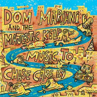 MARIANI, DOM -& THE MAJESTIC KELP-   HI SEAS (60s surf sounds featuring Dom on guitar)   LP