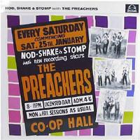 PREACHERS  - Nod, Shake & Stomp With (UK mid 60s Stones/Herd style)  LP