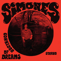 SIMONES  - CORRIDOR OF DREAMS ('70s US private press legends)  LP