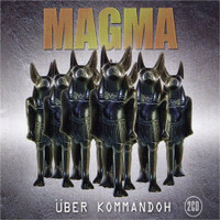 MAGMA-Uber Kommandoh (French 70s Prog rock) DBL CD