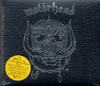 MOTORHEAD- Leather look case- no sticker    CD