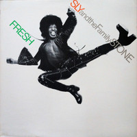 SLY AND THE FAMILY STONE- FRESH  - CD