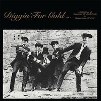 DIGGIN' FOR GOLD  - Vol 2 -180 gram gold vinyl  -COMP LP