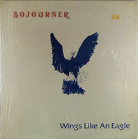 SOJOURNER- WIngs Like An Eagle  -Original sealed copies 1979 (Xtian prog psych)LP