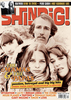 SHINDIG!  -#113 MAMAS AND PAPAS  -BOOKS & MAGS