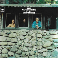 BYRDS- Notorious Byrd Brothers  -CD