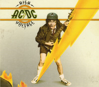 ACDC- High Voltage   -CD