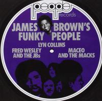 JAMES BROWN'S FUNKY PEOPLE   -CD