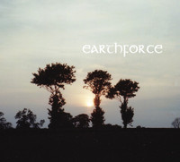 EARTHFORCE  -Ultra rare mid-70s UK acid folk  LP + 12-page booklet  LP