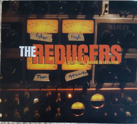REDUCERS  -Guitar Bass, Drums (70s w catchy melodies and killer licks)   LP