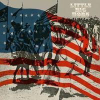 LITTLE BIG HORN    -ST (West Coast, Americana and hard-rock) DLB LP