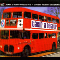 TAKIN' A DETOUR  -VOL 2  (14 of the best Mod / Garage / Power-Pop and Acid Jazz cuts!) COMP CD