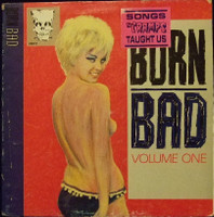 BORN BAD, VOL. 1  - Songs the Cramps Taught Us-  COMP LP