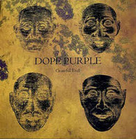 DOPE PURPLE  - GRATEFUL END (Taiwanese guitar psych rock-  LP