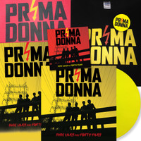PRIMA DONNA - DELUXE BUNDLE- Nine Lives and Forty Fives - Autographed LTD ED COLOR vinyl  & CD