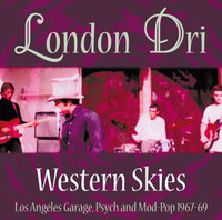 LONDON DRI - Western Skies -LOS ANGELES PSYCH 1967-69 CD