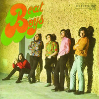 BEAT BOYS - ST  (Brazilian 60s pop-psych,20 page booklet, rare singles track) CD