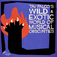 FALCO'S, TAV - Wild & Exotic World of Musical Obscurities- CD