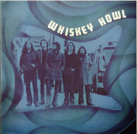 WHISKEY HOWL - ST ( Obscure 1972  heavy Blues )CD
