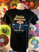 RADIO MOSCOW - Magical Dirt  - BLACK  T SHIRT -