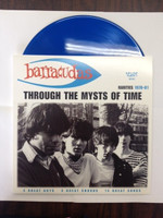 BARRACUDAS   - Thru the Mysts of Time   (POWERPOP) BLUE VINYL -LAST COPIES  Rarities 1978-81  LP