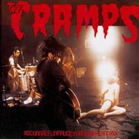 CRAMPS  - ROCKIN N REELIN IN AUCKLAND NEW ZEALAND XXX - COLOR VINYL-  LP