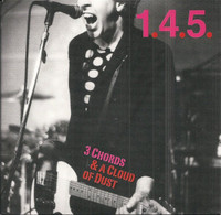 1.4.5   -3 Chords and A Cloud of Dust w. Paul Armstrong of The Flashcubes -   CD