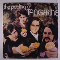 TANGERINE - The Peeling Of (great long-lost album from U.S. hard psych '60s band) LP
