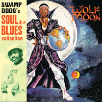 WOLFMOON - ST  DRILLED CD(70s long-lost soul great) new liners by Swamp Dogg DRILLED CD