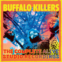 "BUFFALO KILLERS ""BOX SET""- The COMPLETE ALIVE STUDIO RECORDINGS  -ALL 6 LPS on COLOR VINYL PLUS STICKER, POSTER & FREE BONUS LP!"