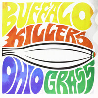 BUFFALO KILLERS - Ohio Grass (Great stoner psych) BLACK  VINYL! LP