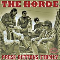 HORDE- Press Button Firmly (60s rare garage POKORA FAVE!) LP