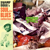 SWAMP DOGG - Gag a Maggot - w/ new liner notes by Swamp and bonus tracks- digipack CD