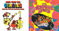 BANANA SPLITS / HERE COME THE BEAGLES -2 LPS on 1 cd & bonus tracks (mid-60s pop rockers !) CD