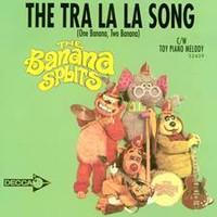 BANANA SPLITS - Tra La La ( 60 s) pic slv -   45 RPM