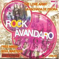 ROCK EN AVANDARO - Valle De Bravo - Paper mini slv replica(70s Mexican psych -Great songs with hallucinative fuzz guitars) COMPCD