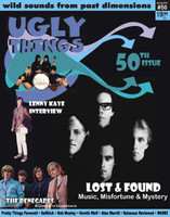 UGLY THINGS- # 50 LOST AND FOUND, LENNY KAYE , Lost and FOund -