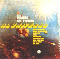 AL UNIVERSO   - Viajero Del Espacio  ( 1975 w. nice paper-sleeve mini-LP replica.) CD