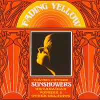 FADING YELLOW # 15 (60s Pop Psych)COMPCD