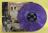 SWAMP DOGG -TOTAL DESTRUCTION TO YOUR MIND -PURPLE SWIRL  LTD ed of 150 Gatefold LP